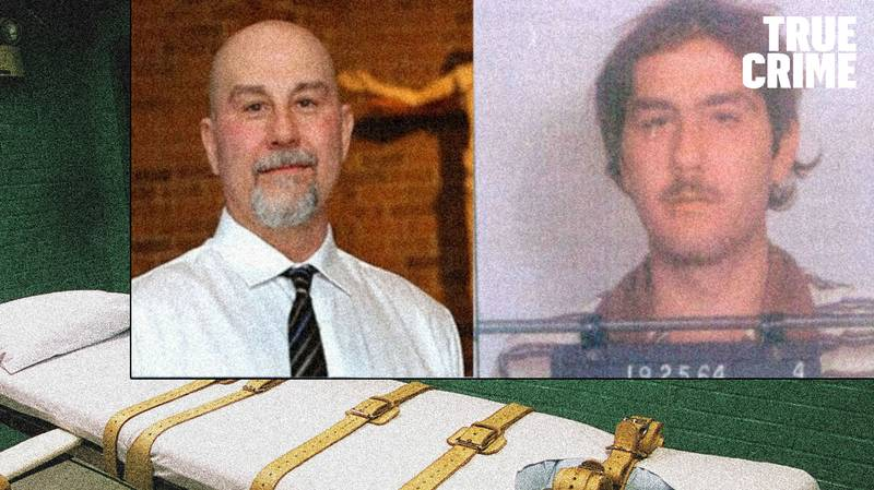 Death Row Inmate Saved By Priest After Spending Over 20 Years In Jail For Crime He Didn't Commit