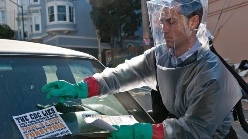 Contagion Director Working On 'Philosophical Sequel' After Coronavirus Pandemic