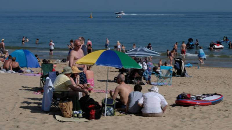 The UK Weather Could See The Hottest Day In 100 Years This Week