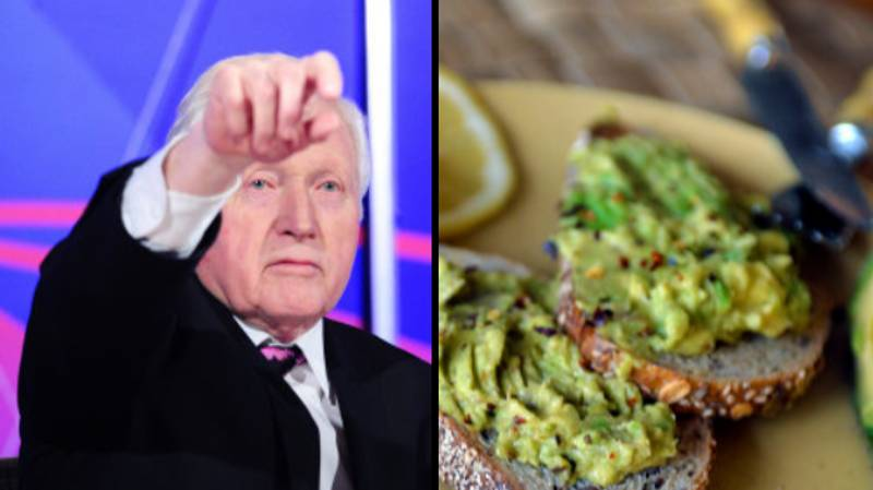Eyes Roll As 'Question Time' Panel Asked About Millennials, Avocado Toast And Housing