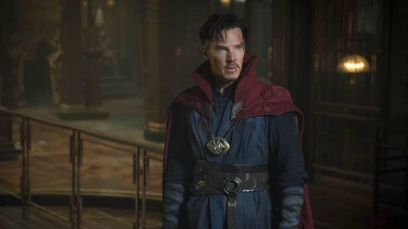 'Avengers: Infinity War' Director Hints At Doctor Strange Plan