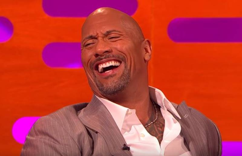The Rock Responds To Seth Rogen Taking The Piss Out Of His 90s Fannypack Look