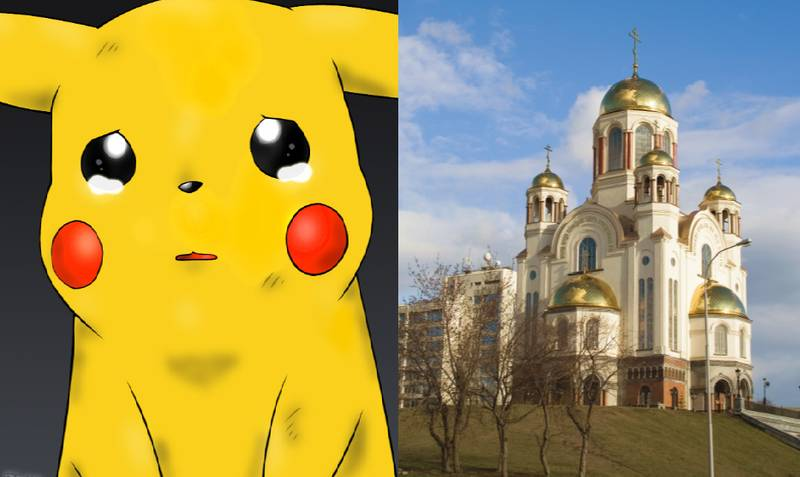 Russian YouTuber Is Facing Five Years In Jail For Playing Pokémon Go