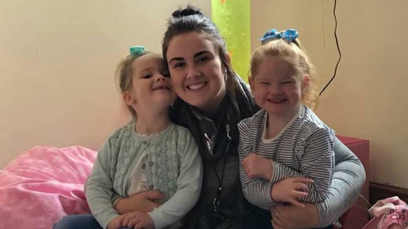 Mum-Of-Two Battling Cancer For Third Time Is Now Facing More Devastation