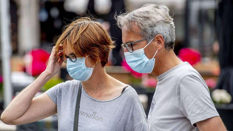 People In New South Wales Strongly Encouraged To Wear Face Masks In Public From Today
