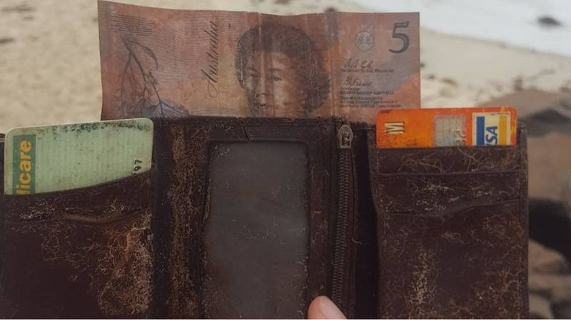 Man To Be Reunited With Wallet After Losing It 26 Years Ago