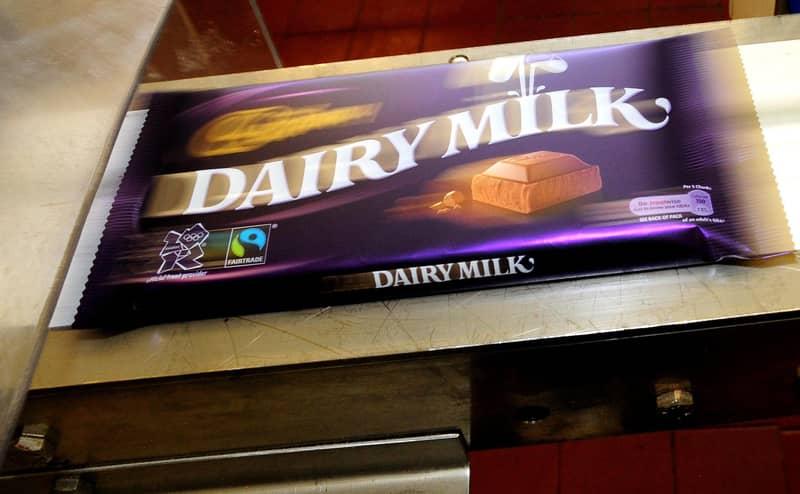 Cadbury Has Unveiled Its New Logo