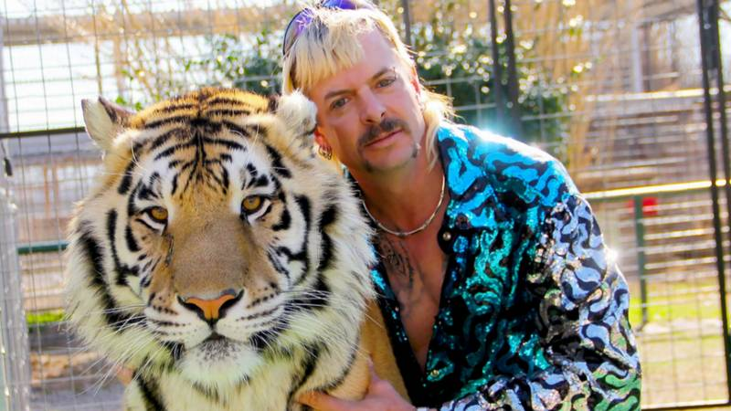 Animal Bill Featured In Tiger King Passed By House Of Representatives