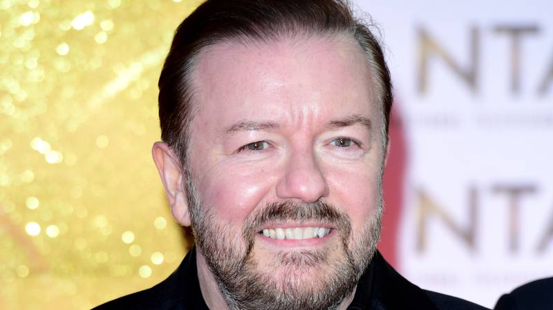 Ricky Gervais Wants To Be Fed To Lions When He Dies To 'Give Something Back'