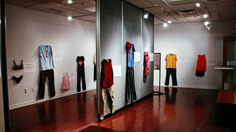 Exhibition Of Clothes Worn By Rape Survivors Proves That Clothing Doesn't Incite Attacks