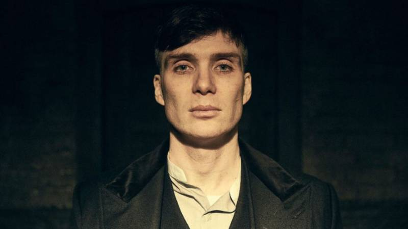Peaky Blinders Writer Reveals Plan For Cillian Murphy's Tommy Shelby