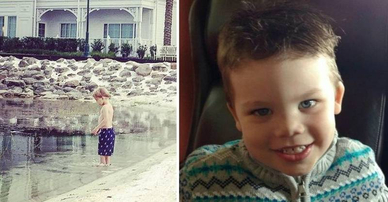 Mother Shares Image Of Own Son Paddling In Same Spot Lane Graves Was Taken By Alligator