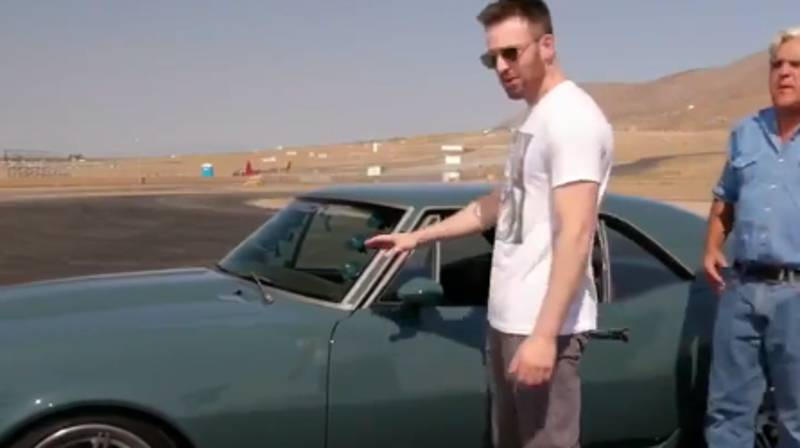 ​Robert Downey Jr Once Gave Chris Evans A $275k Avengers-Themed Car
