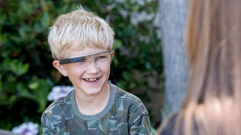 Google Glass Can Help Autistic Children Read Other People's Emotions