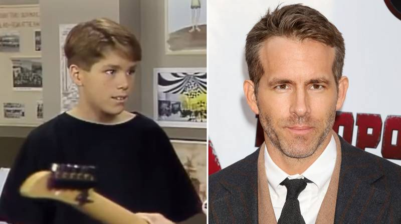 Clip Of Ryan Reynolds As A Child Actor Shows How Far He's Come