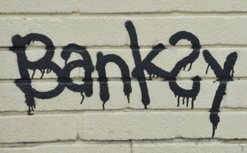 Has Banksy Finally Been Caught On Camera?