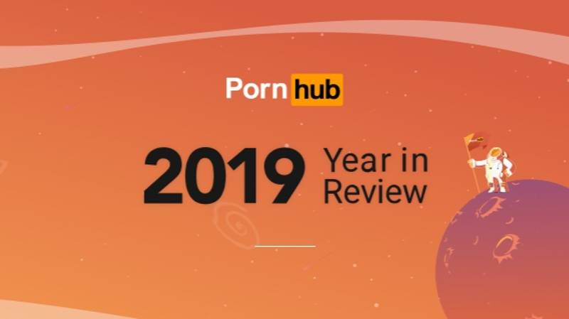 Pornhub Shares Its 2019 Year In Review Including Top Search Terms