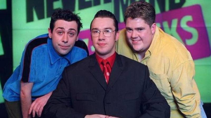 Sean Hughes' Best Moments From 'Never Mind The Buzzcocks'