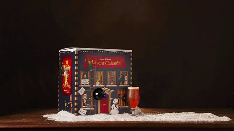 There's A Beer Advent Calendar For This Christmas