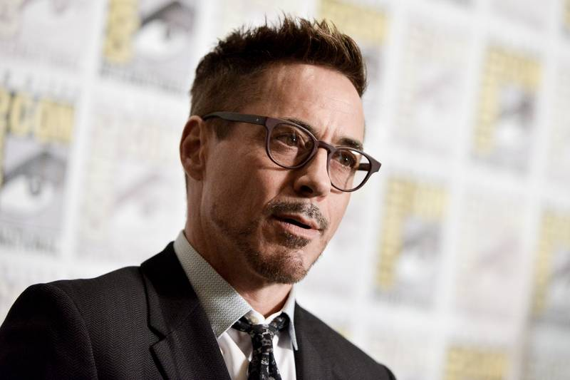 How Robert Downey Jr Stopped Taking Drugs and Started Kicking Ass