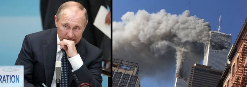 Conspiracy Theorists Reckon Putin Has Proof Bush Was Behind 9/11