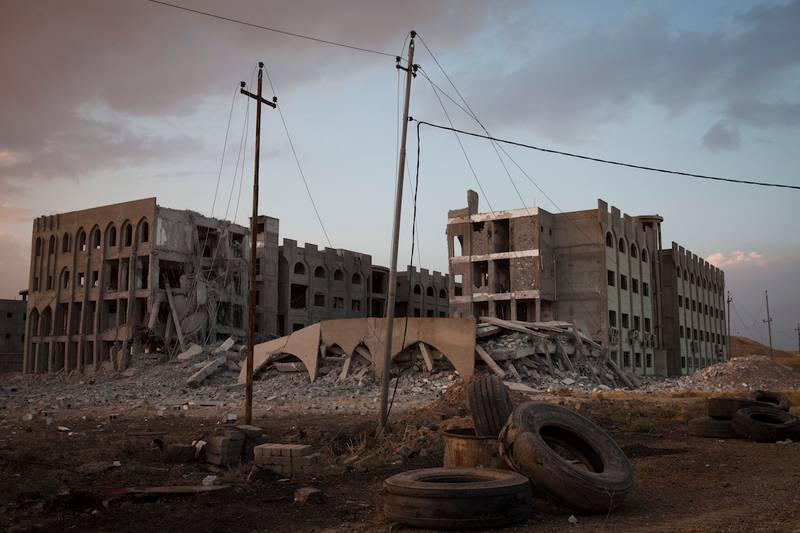 Inside Qaraqosh: A Town Liberated In The Fight Against The Islamic State