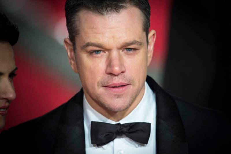 Matt Damon Turns Up At Pub, Necks Four Pints Of Guinness, Takes Photo, Leaves