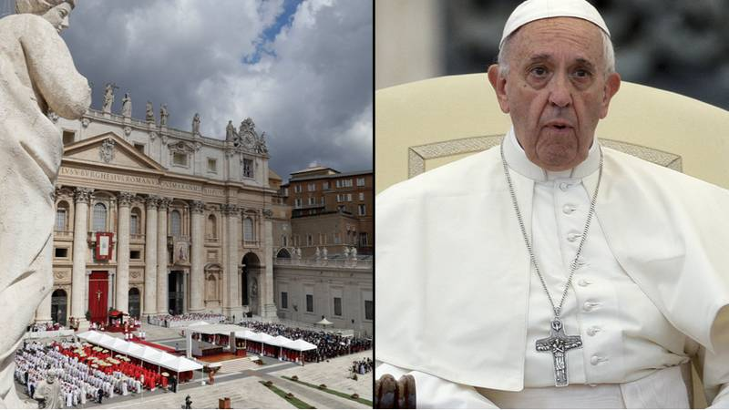 Vatican Police Bust 'Drug-Fueled Gay Orgy' At Cardinal's Apartment