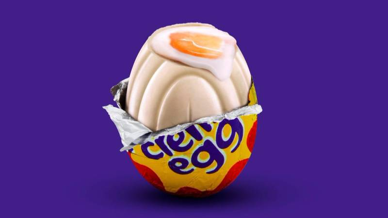 ​First White Chocolate Creme Egg Found By Woman In Luton – Who Bags £1,000