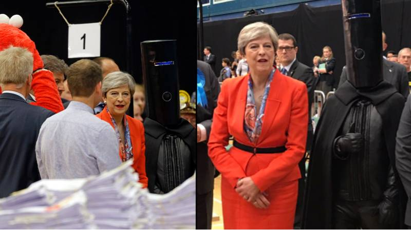 ​Lord Buckethead Ran Against Theresa May And People Have Loved His Manifesto