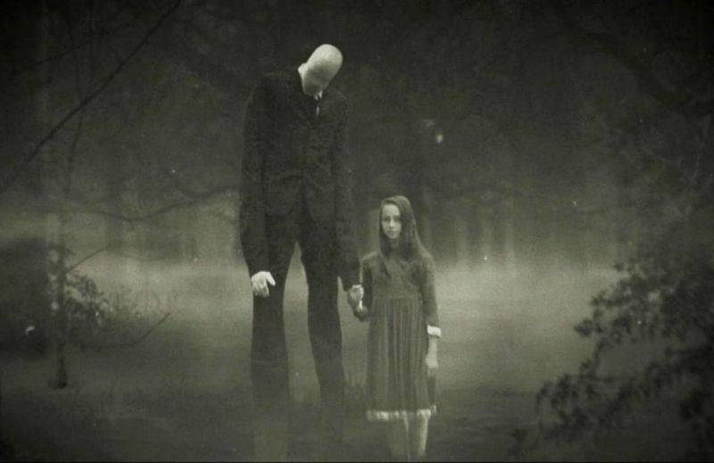 It's Looking Like We Will Have A Slender Man Movie In 2017