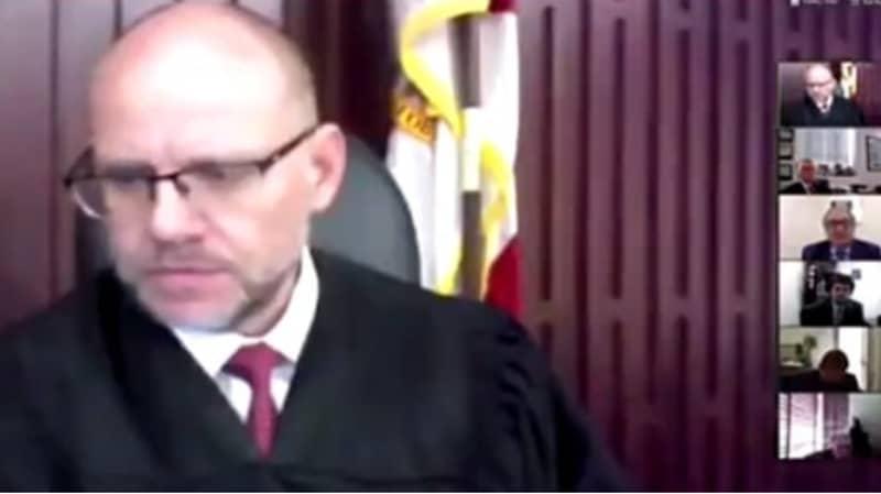 Virtual Court Hearing Hijacked As 'Zoombombers' Screenshare Porn Video
