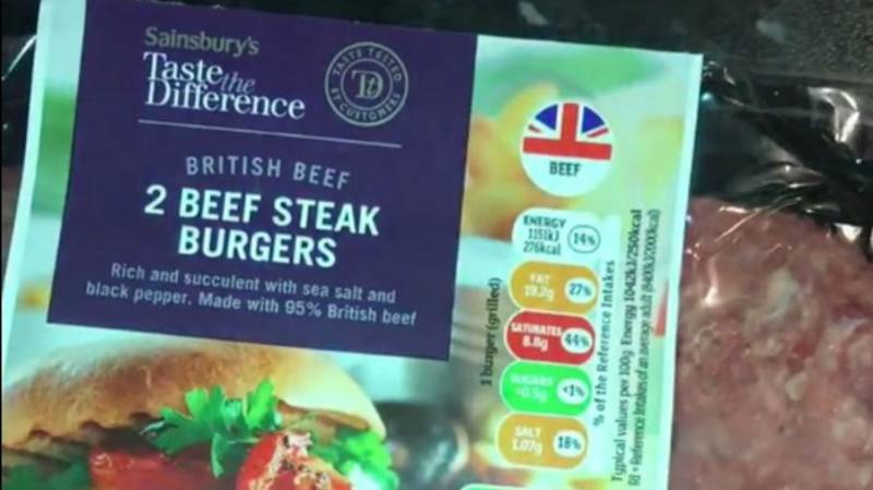 Woman Finds Note 'From Cow' Saying 'I Wanted To Live' In Burger Packet