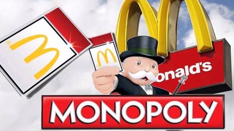How To Get Extra McDonald's Monopoly Stickers Without Having To Pay