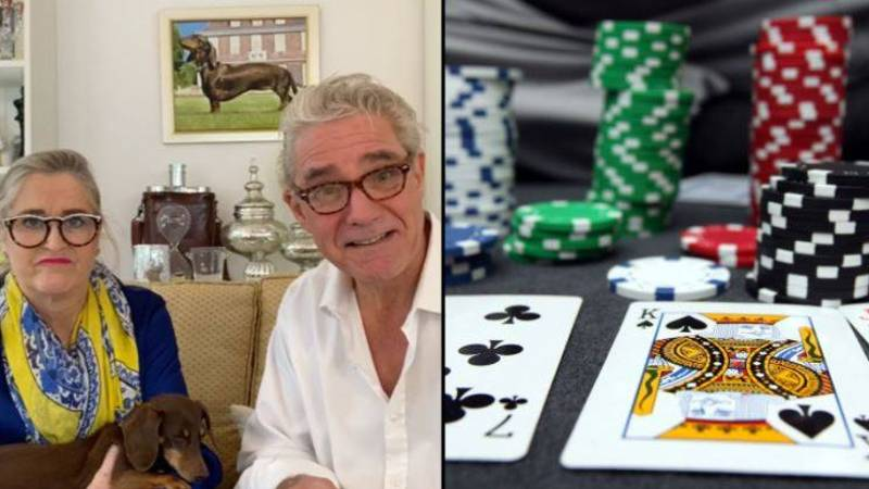 £10,000 Guaranteed Prize Pool In Tonight's Poker Tournament With Gogglebox Couple Steph & Dom