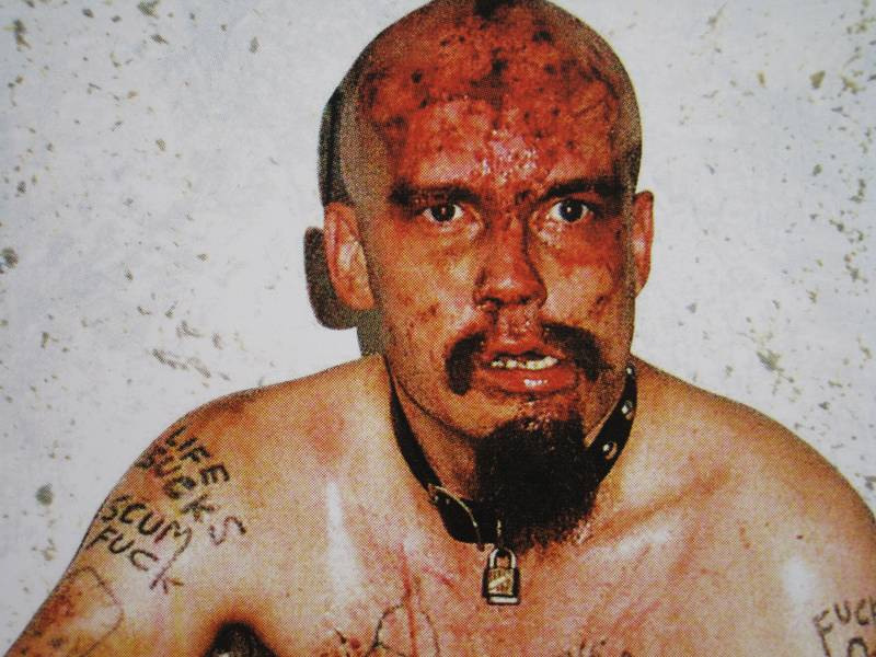 ​GG Allin: The Man Shat Himself On Stage And Smeared It On His Face In The Name Of Punk