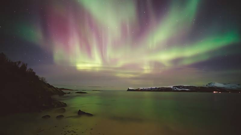 Northern Lights Could Be Visible From UK Tonight