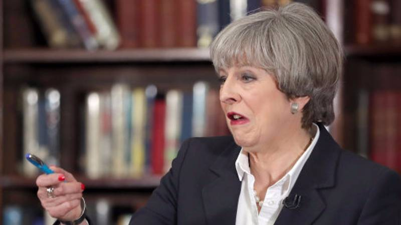 Theresa May Reveals The 'Naughtiest Thing' She's Ever Done