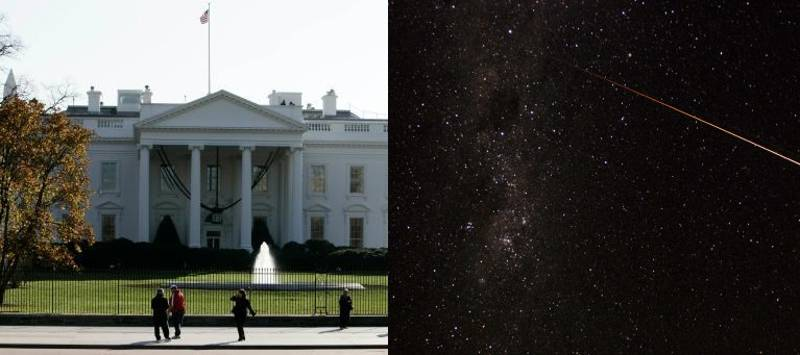 The White House Makes A Shock Apocalypse Announcement
