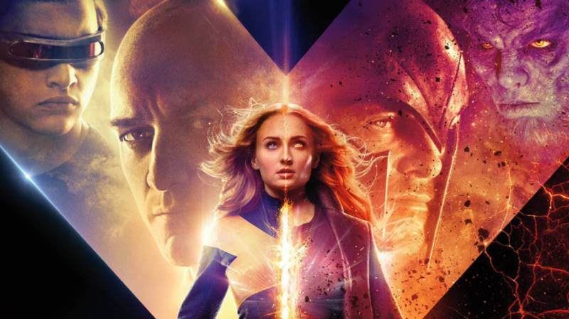 The X-Men: Dark Phoenix Movie Has A New Trailer And It's Intense