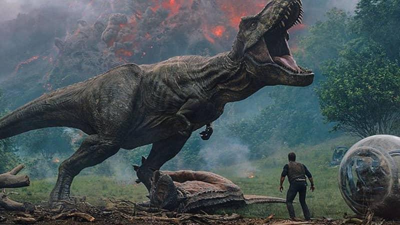 The New 'Jurassic World: Fallen Kingdom' Trailer Has Just Dropped