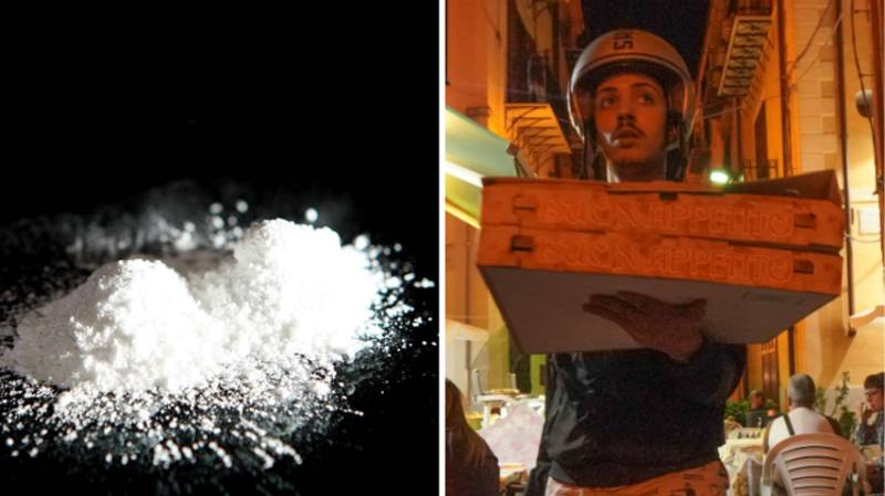 Cocaine Can Be Delivered Quicker Than Pizza In Glasgow, Claims Survey