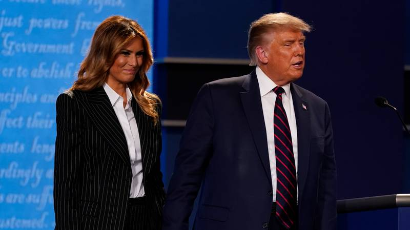 Donald And Melania Trump In Quarantine After Aide Tests Positive For Coronavirus