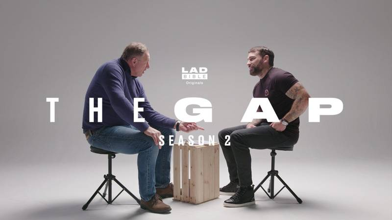 The Gap: Ant Middleton And David Hempleman-Adams Talk Adversity