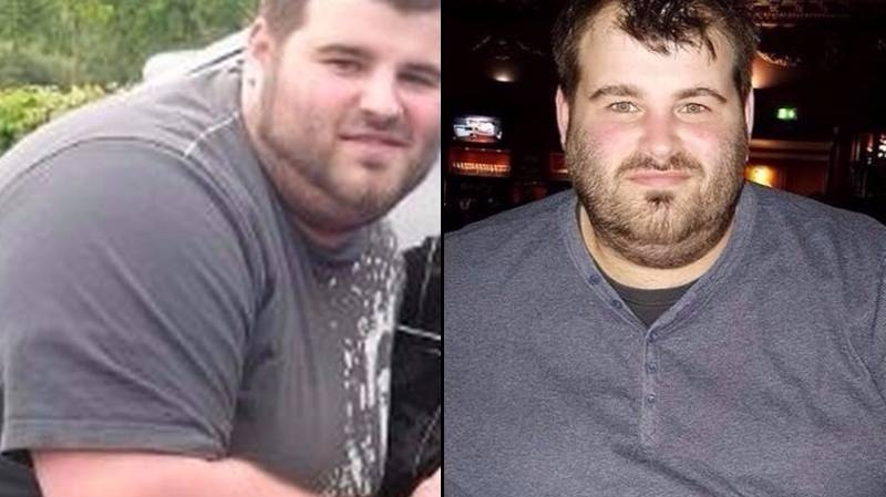 Man Loses 12 Stone After Finding Out His Girlfriend Was Cheating