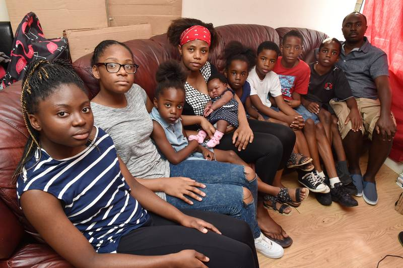Man With Eight Kids Gets A Sick House And People Are Furious