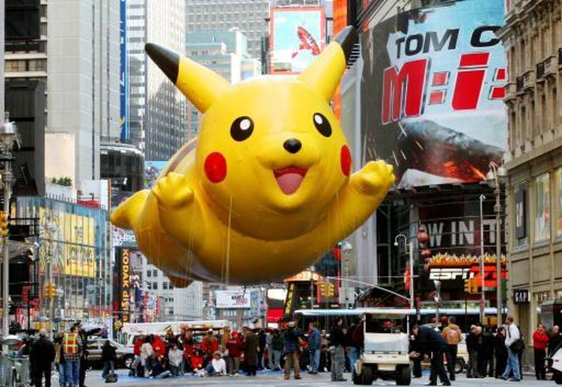Nintendo Have Changed Pikachu's Name And It's Led To Protests