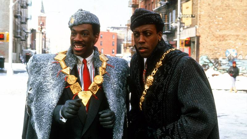 'Coming To America 2' Has Taken A Massive Step Forward