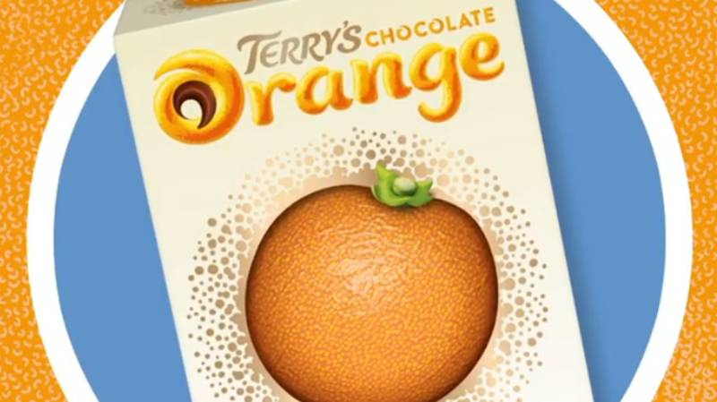 ​Terry's Chocolate Orange Launches Limited White Chocolate Edition