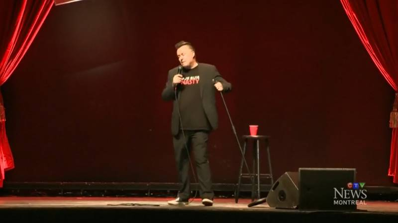 Comedian Goes To Canadian Supreme Court Over 'Joke' He Made 10 Years Ago